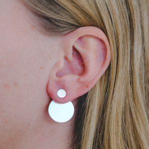 oorbellen echt zilver