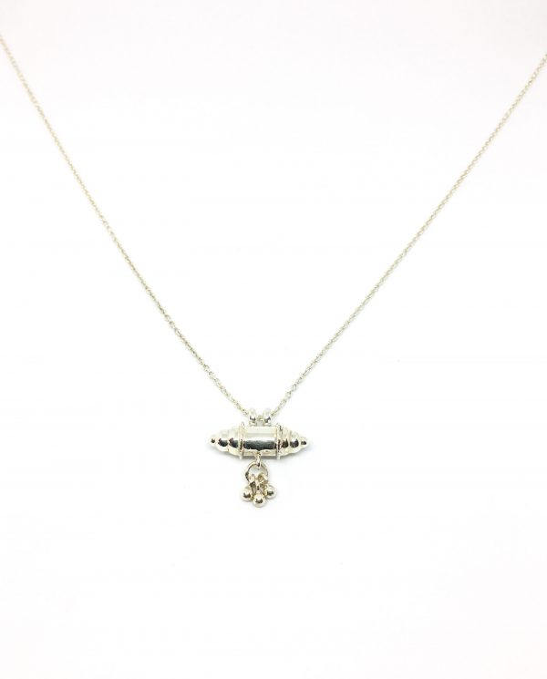 Day dreamer necklace - ketting van zilver
