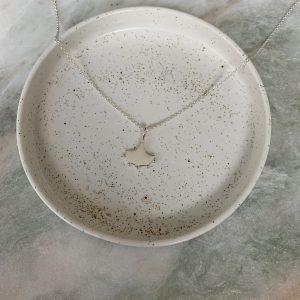 JOY ketting zilver